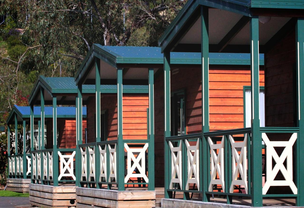 Riverglen Holiday Park - VIC Tourism