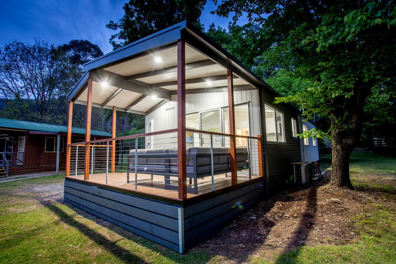 Bright Freeburgh Caravan Park - VIC Tourism