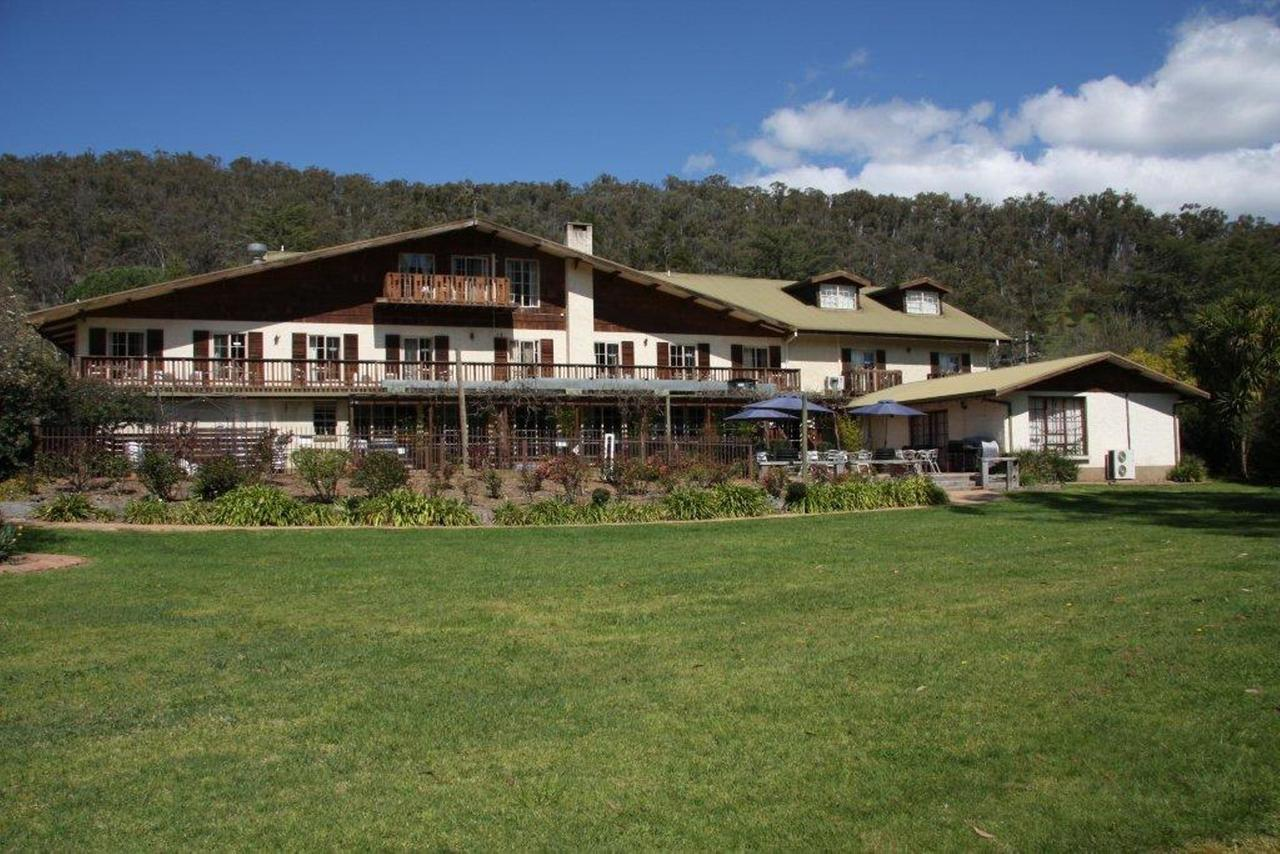 Bright Chalet - VIC Tourism