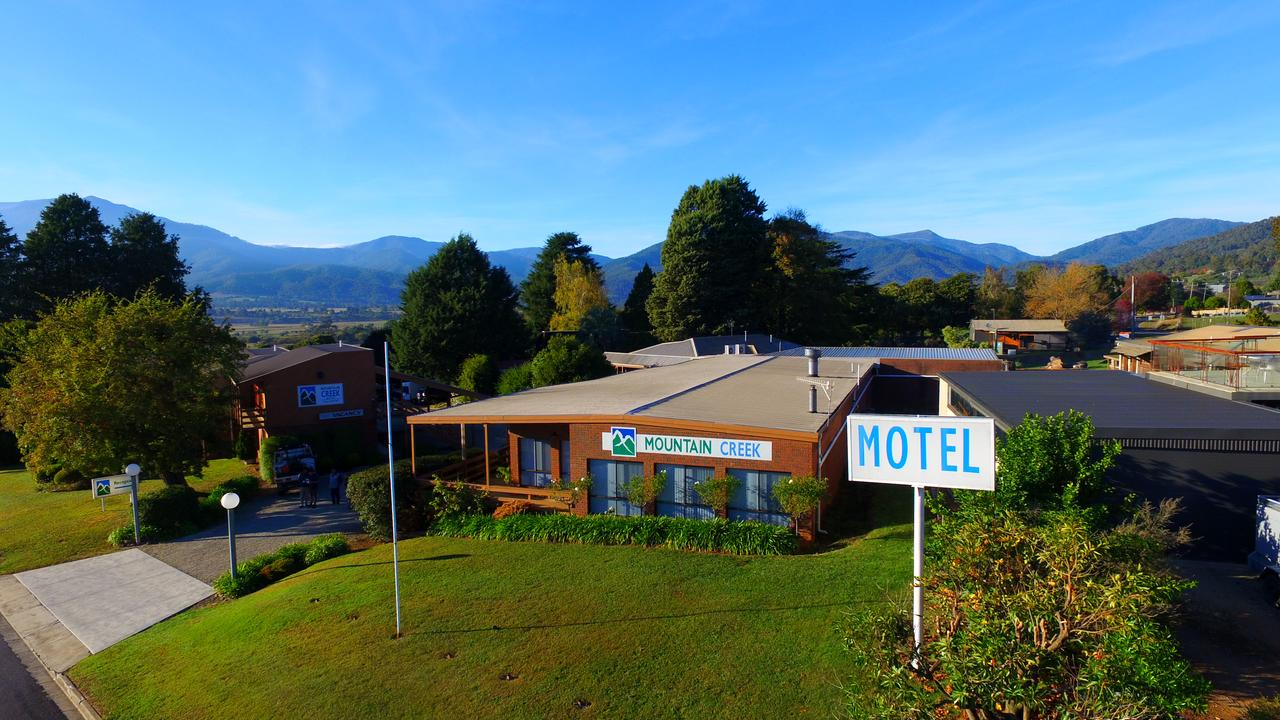 Mountain Creek Motel - VIC Tourism