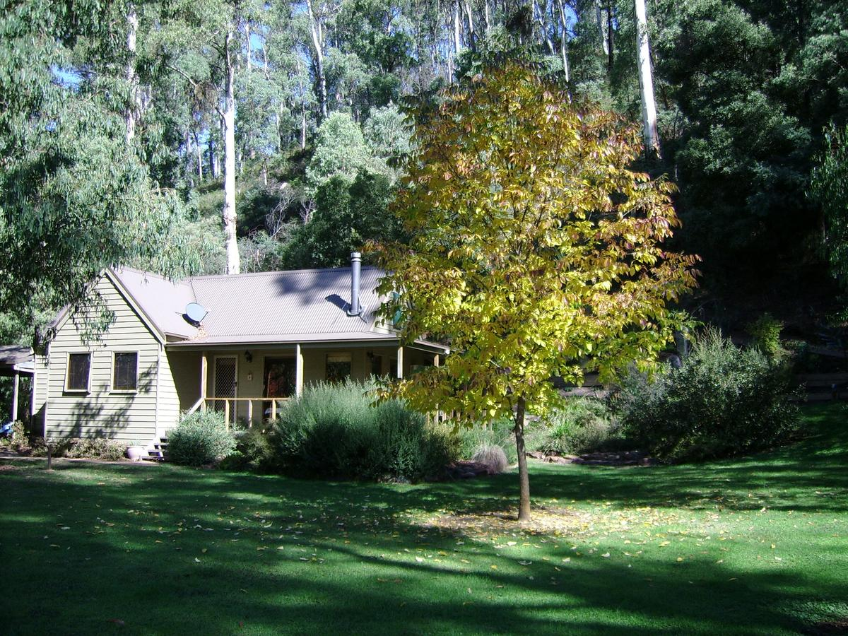 shady brook cottages - VIC Tourism
