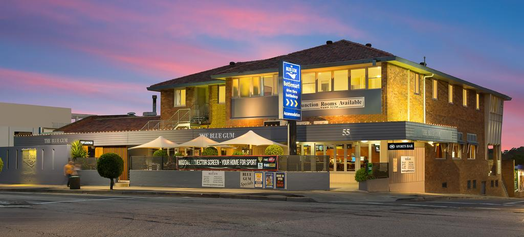 Blue Gum Hotel - VIC Tourism